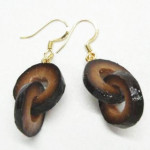 Earrings Olive1