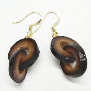 Earrings Olive1